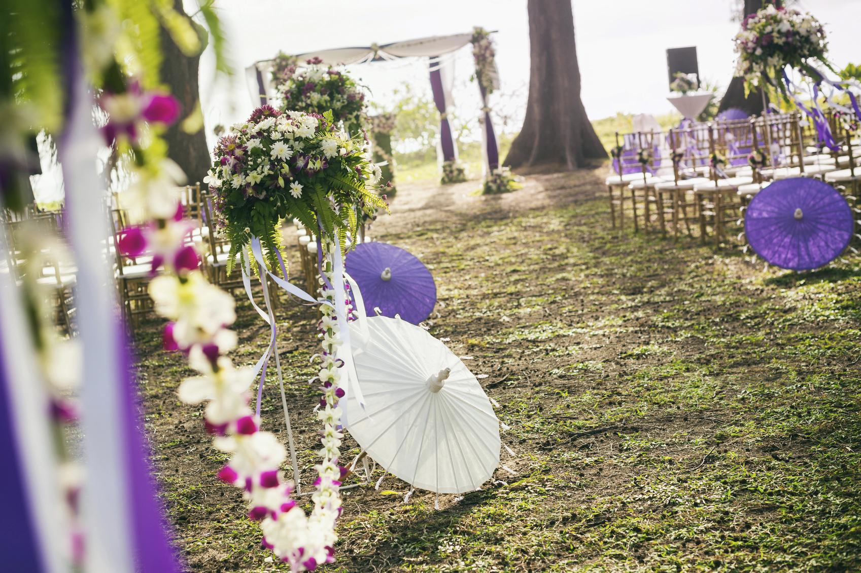 een thema kiezen voor de bruiloft
