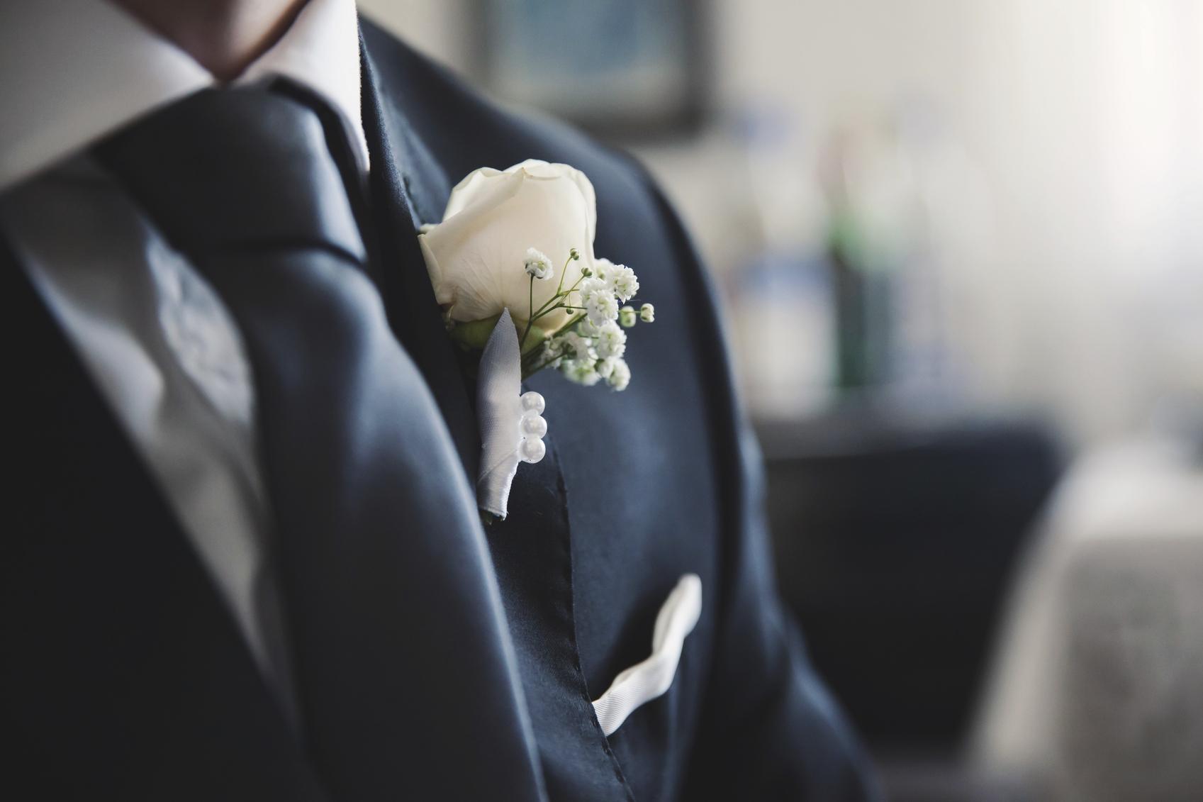 het trouwpak