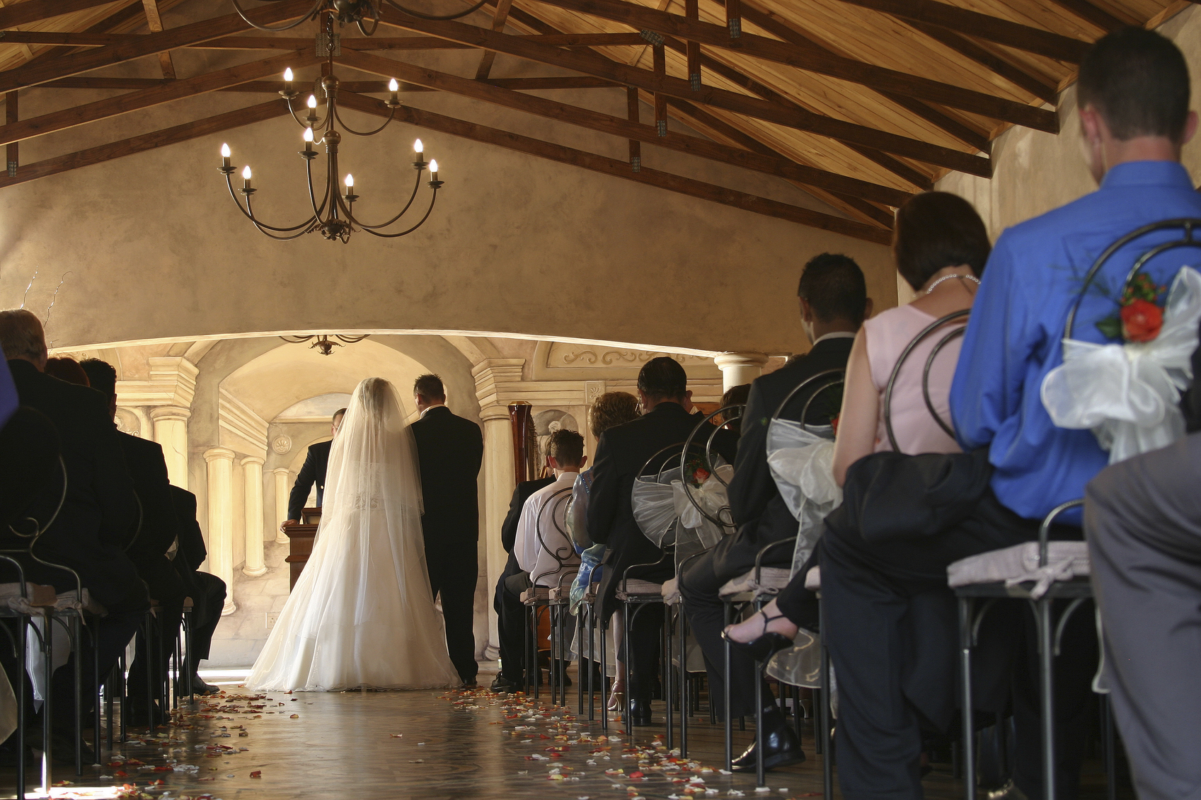 de toegankelijkheid van je bruiloft