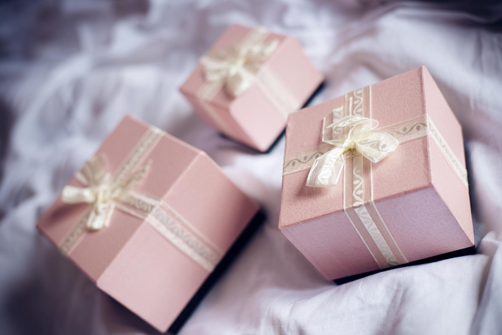 7 originele cadeaus voor het bruidspaar