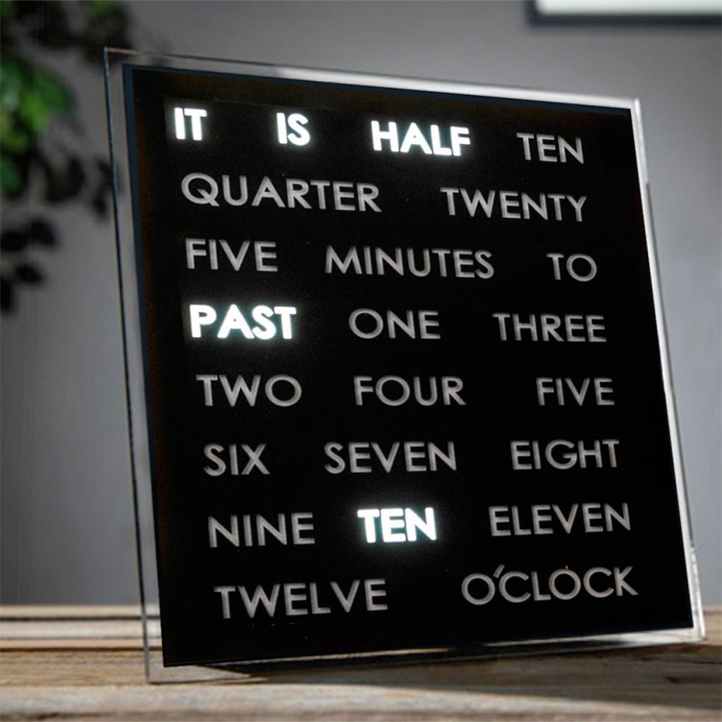 originele klok cadeau ideeen trouwen