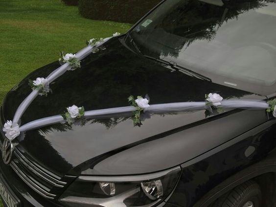 Subtiele versiering voor chique auto