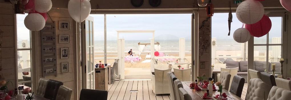 trouwen op het strand in noordwijk