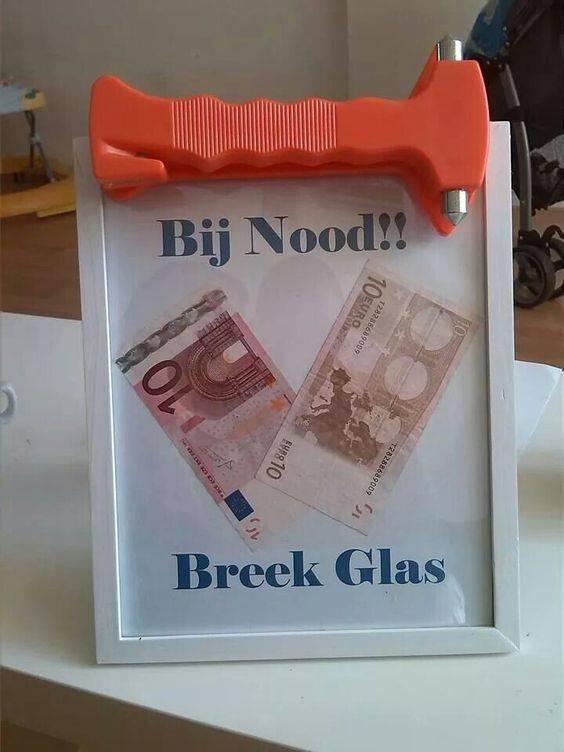 Bedwelming Geld als cadeau geven bij een huwelijk - MijnTrouwpagina.nl &QF07