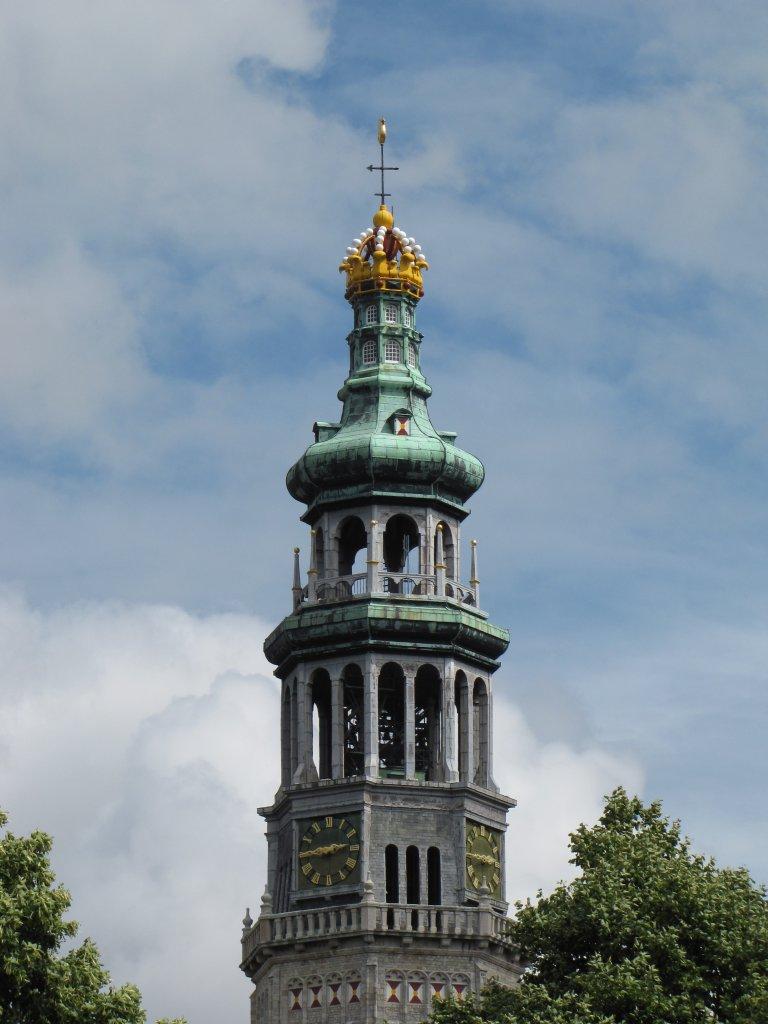 Abdijtoren Middelburg