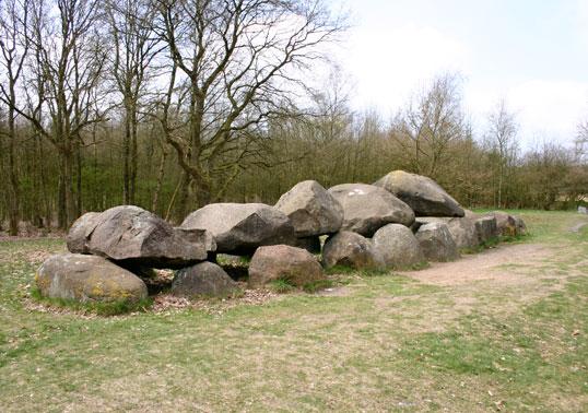 Hunebed in Drenthe voor huwelijksaanzoeken