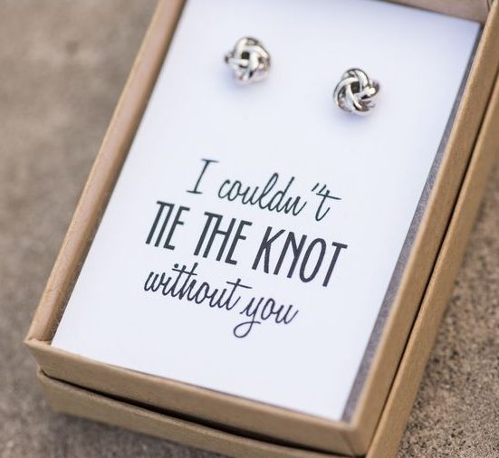Origineel Cadeau Getuigen Huwelijk