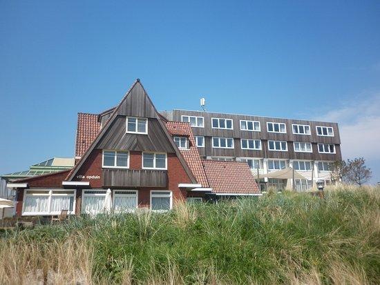 Grand hotel opduin Texel, bruidssuite