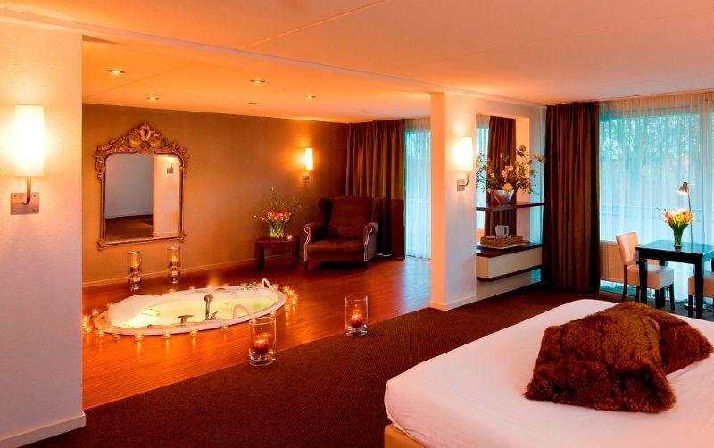 Hotel Ara Zijndrecht, bruidssuite