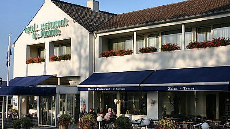 Hotel de baronie Boxmeer, hotel