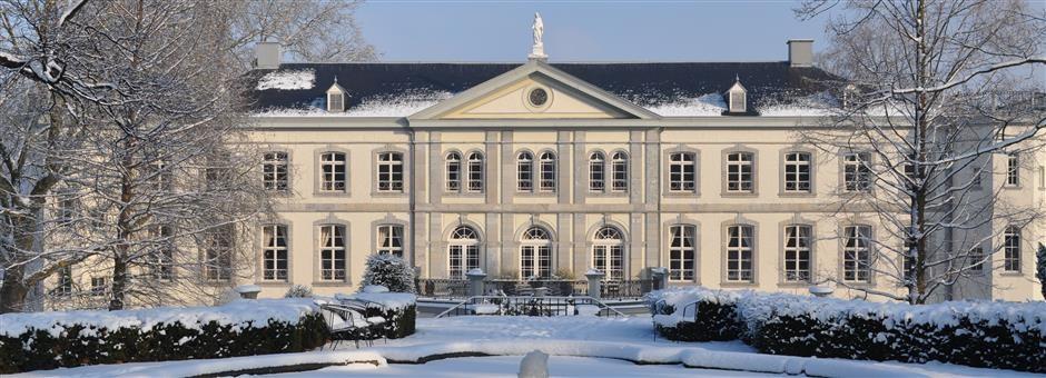 Hotel kasteel Bloemendal - bruidssuite