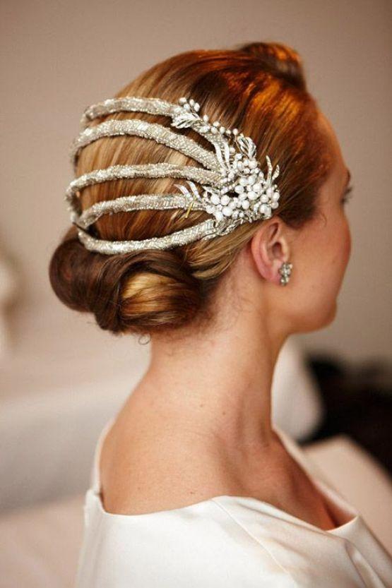 Prachtige haarjuwelen