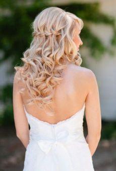 Haar verven bruiloft