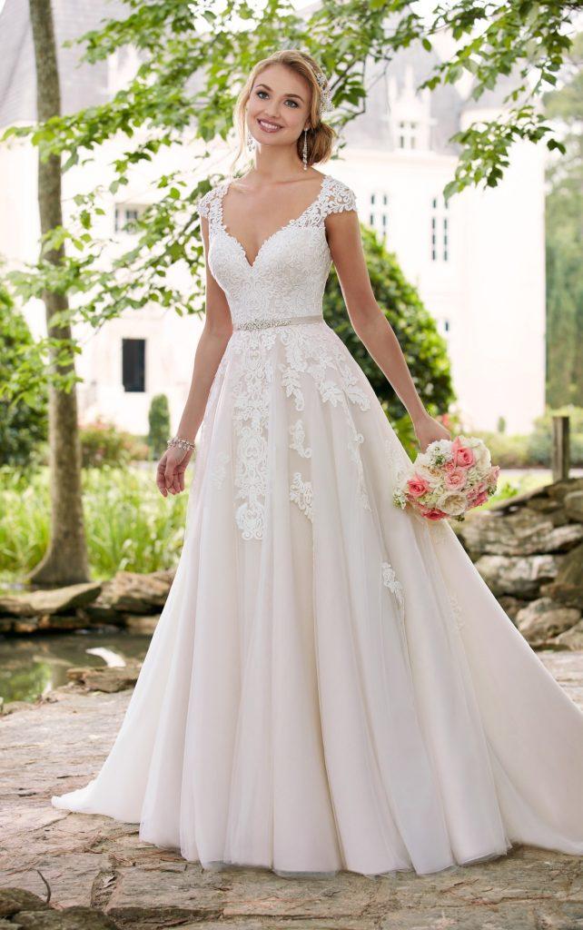 Merken Bruidsjurken.Bruidsmode Merk Uitgelicht Stella York Mijn Trouwpagina