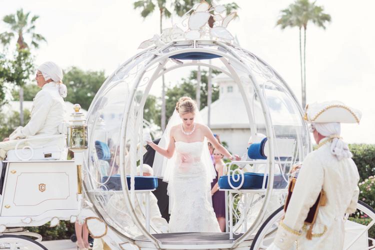 Disney bruiloft thema