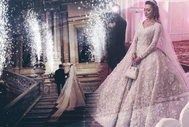 Said Gutseriev & KhadijaUzhakhovs wedding