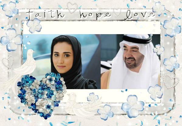Sheik getrouwd