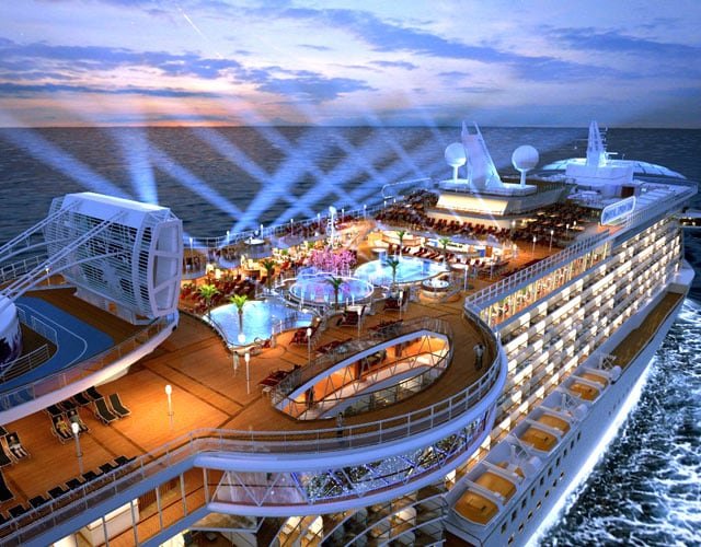 luxe cruise