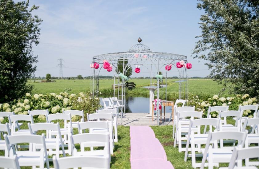De mooiste boeren trouwlocaties