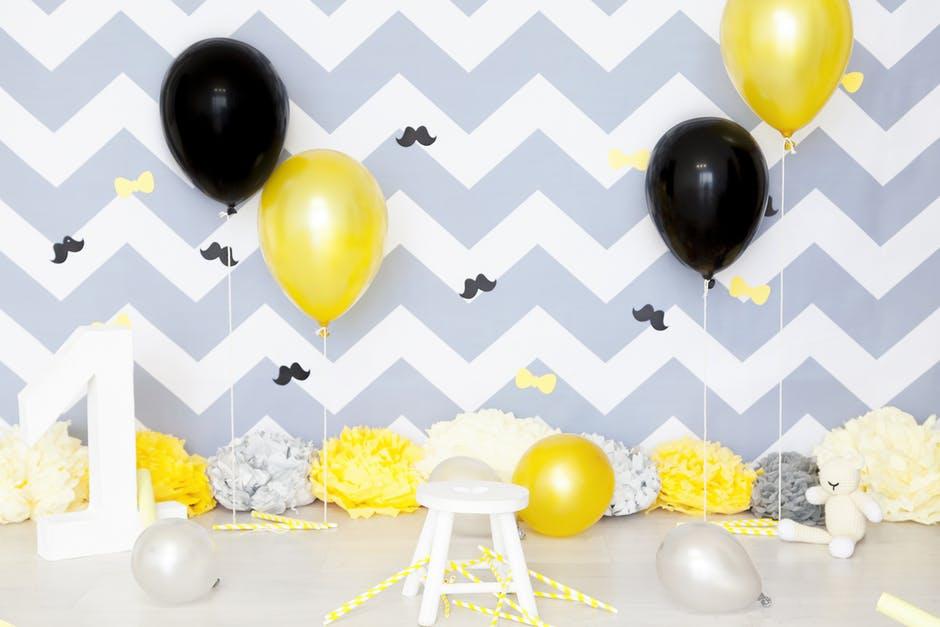 ballonnen party