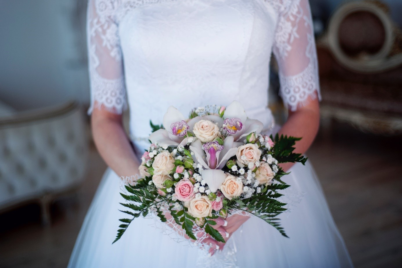 Budget bruidskleding