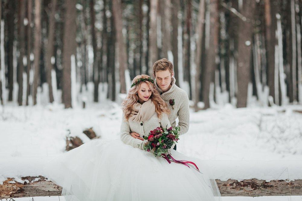 De 5 mooiste bruidsjurken voor een winterse bruiloft