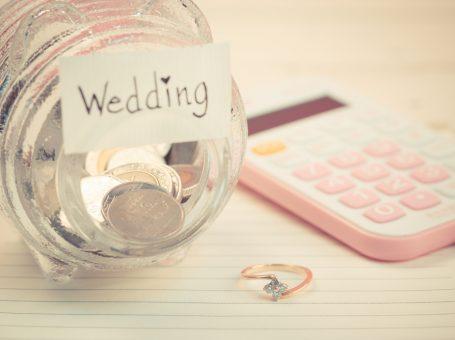 Bruiloft financieren