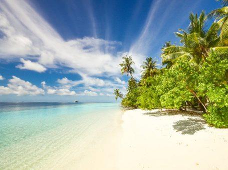 De 4 meest romantische eilanden voor je huwelijksreis