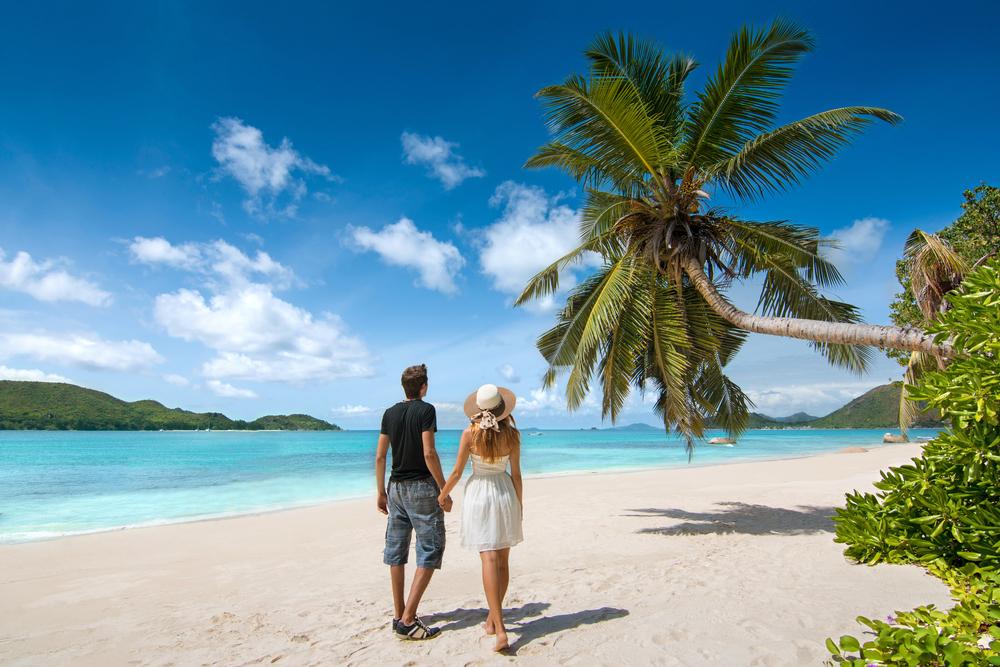 De seychellen op en top romantiek