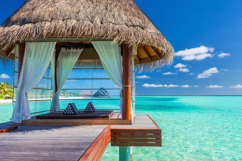 Je eigen eiland op de Malediven