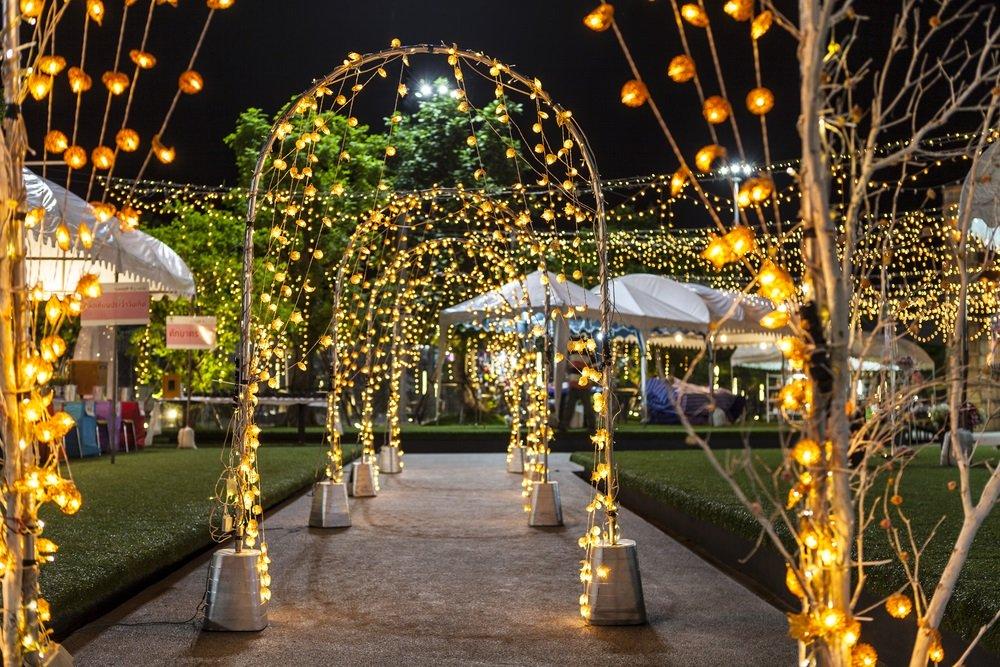 Hoe organiseer je een festival bruiloft