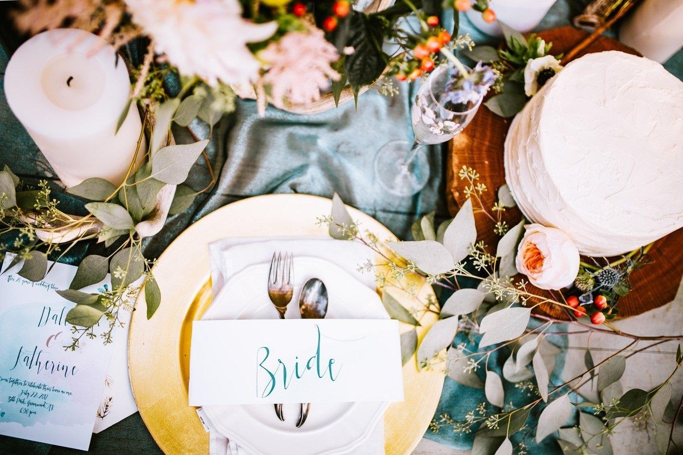 5x handige tips voor de bruiloft tafel styling