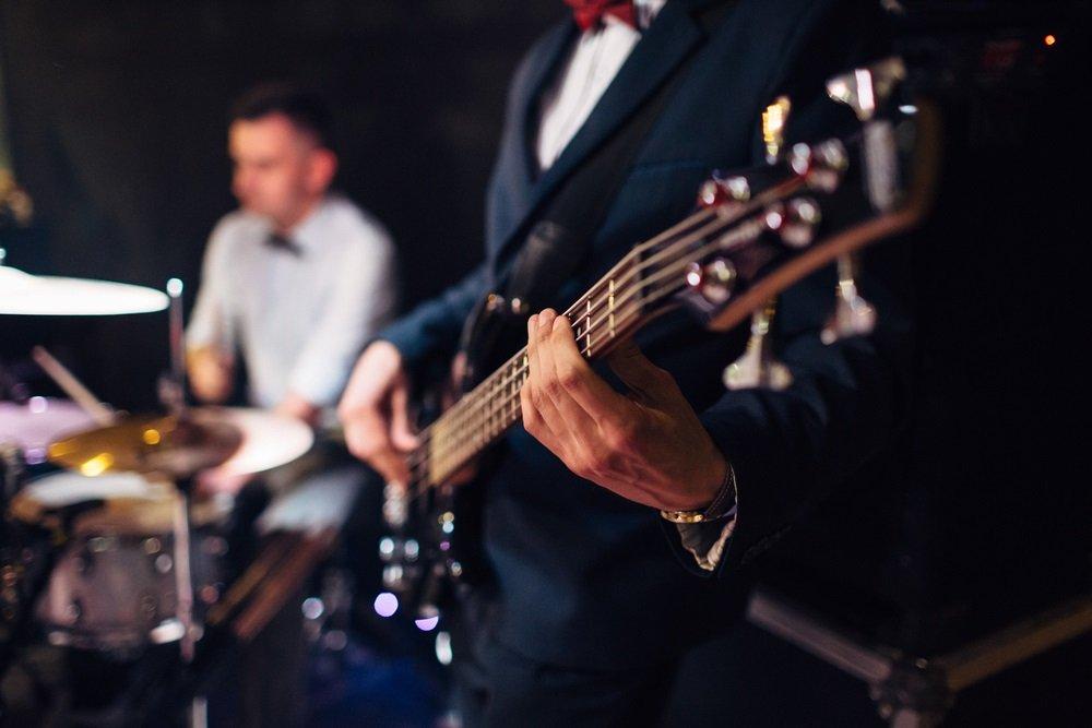 Gitaar muziek tijdens jouw bruiloft