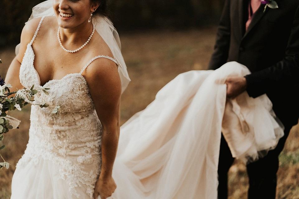 Perfecte oorbellen voor een bruiloft